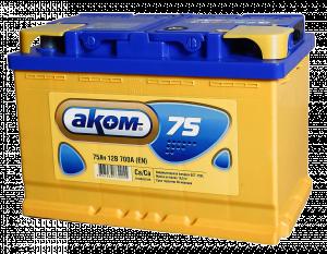 АКОМ  6СТ - 75 ЕВРО
