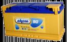 Аккумулятор АКОМ  6СТ - 90 Евро