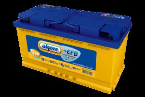 АКОМ  EFB 6СТ - 100