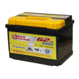 Аккумулятор 6СТ - 62 General Technologies Premium п/п